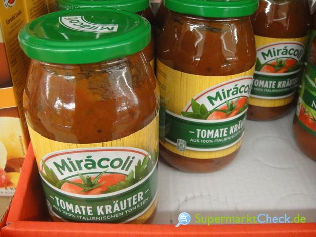Foto von Miracoli Pasta Sauce