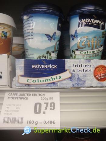 Foto von Mövenpick Caffe Limited Edition