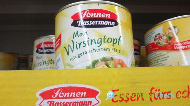 Foto von Sonnen Bassermann Mein Wirsingtopf