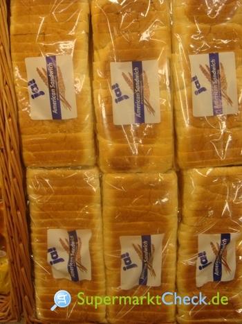 Foto von Ja! American Sandwich Toast
