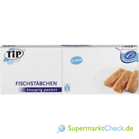 Foto von TIP Fischstäbchen