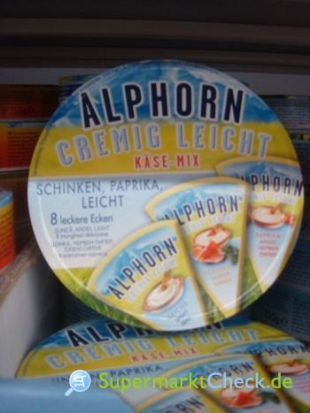 Foto von Alphorn Käse Mix