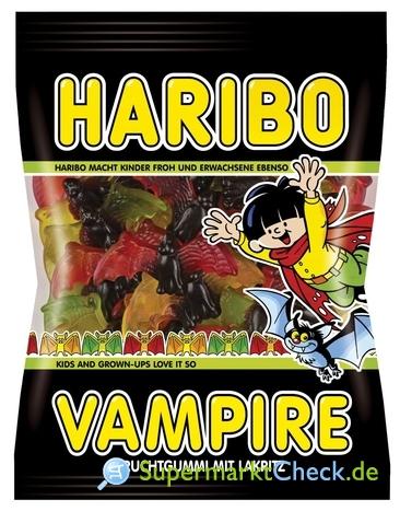 Foto von Haribo Vampire