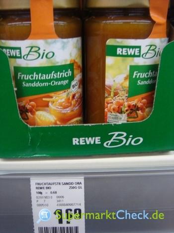 Foto von Rewe Bio Fruchtaufstrich