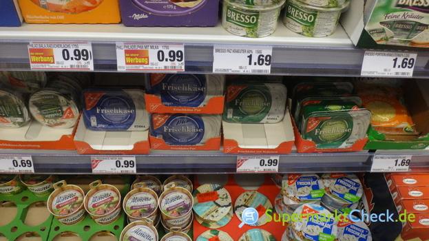 Foto von Gut & Günstig Frischkäse
