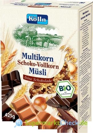 Foto von Kölln Multikorn Bio Müsli