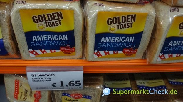 Foto von Golden Toast American Sandwich