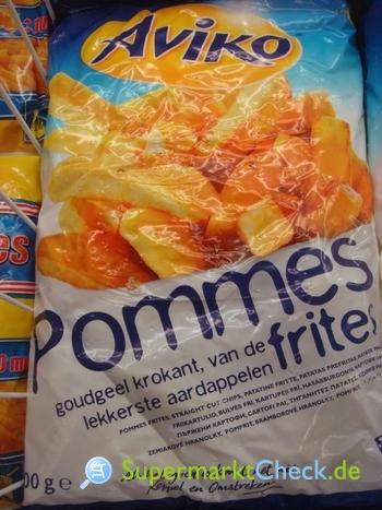 Foto von Aviko Pommes Frites