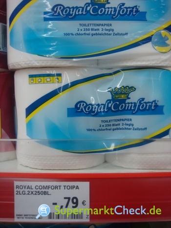 Foto von Royal Comfort Toilettenpapier