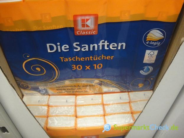Foto von K Classic Die Sanften Taschentücher