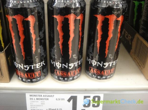 Foto von Monster Energy Assault