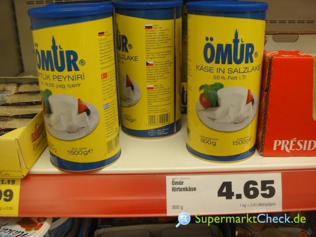 Foto von Ömür Käse in Salzlake