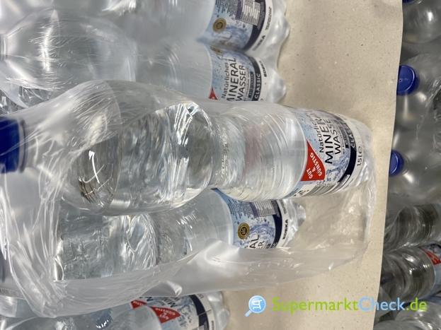 Foto von Gut & Günstig Mineralwasser