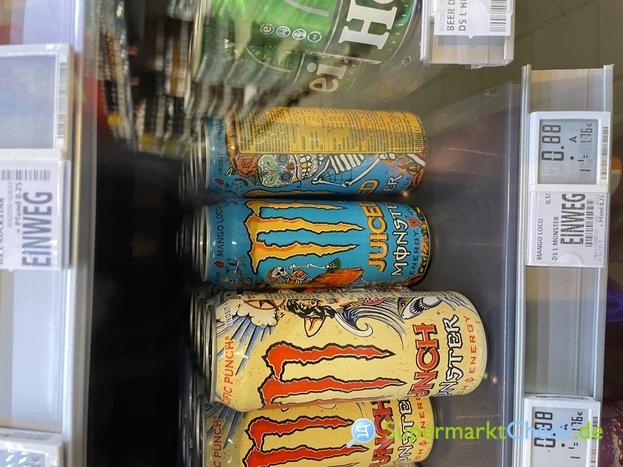 Foto von Monster Energy Juice