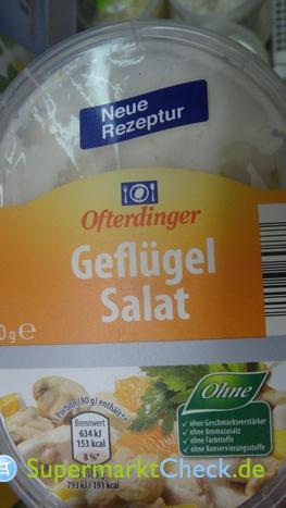 Foto von Ofterdinger Geflügel Salat