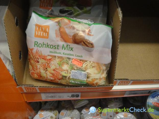 Foto von Viva Vital Rohkost Mix Salat