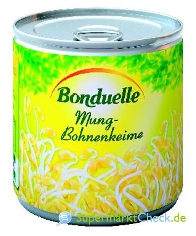Foto von Bonduelle Mung-Bohnenkeime