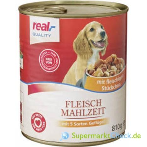 Foto von real Quality Fleischmahlzeit