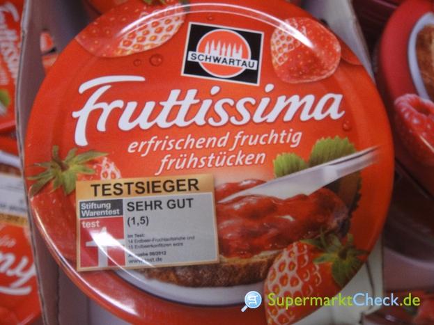 Foto von Schwartau Extra Fruttissima