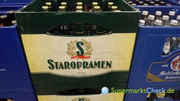 Foto von Staropramen Premium Pils