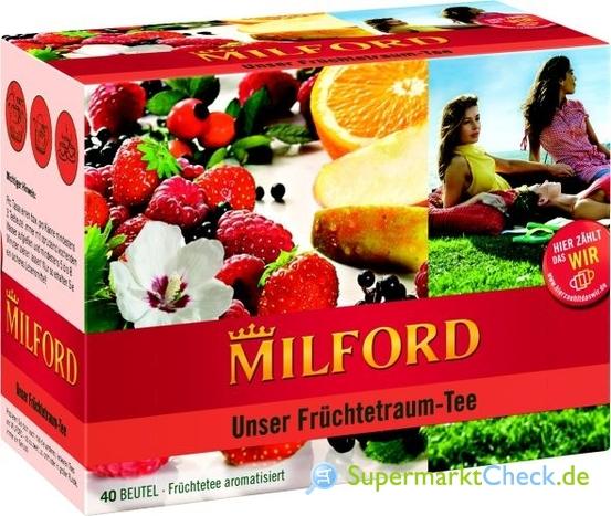 Foto von Milford Unser Früchtetraum-Tee