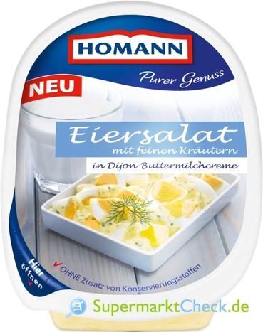 Foto von Homann Purer Genuss Eiersalat