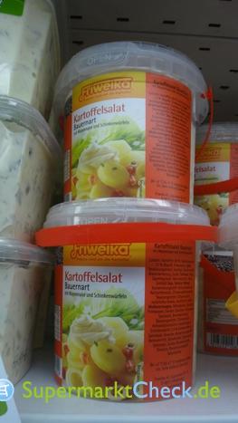 Foto von Friweika Kartoffelsalat