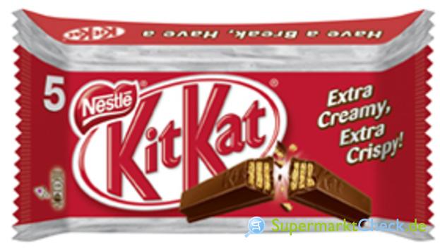 Foto von Nestle Kit Kat Multipack
