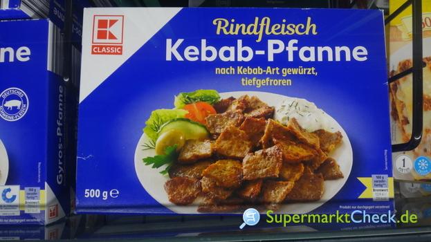 Foto von K Classic Kebab Pfanne