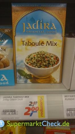 Foto von Jadira Taboule Mix