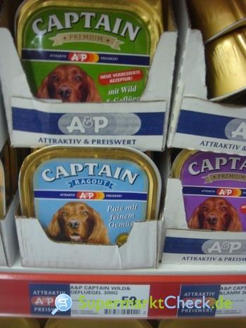Foto von A&P Captain Premium