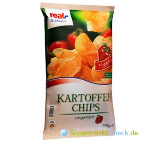 Foto von real Quality Kartoffel Chips