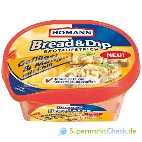 Foto von Homann Bread & Dip