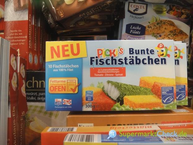 Foto von Pickis Bunte Fischstäbchen MSC