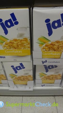 Foto von ja! Cornflakes