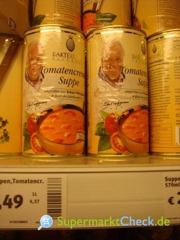 Foto von Barteroder Tomatencreme-Suppe