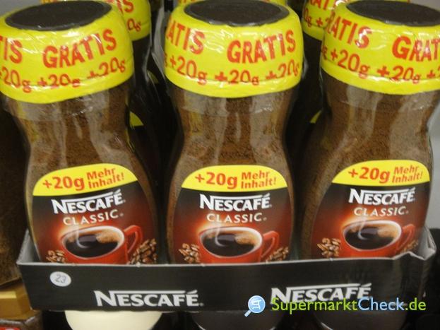 Foto von Nescafe Classic