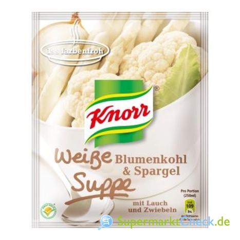 Foto von Knorr Iss farbenfroh