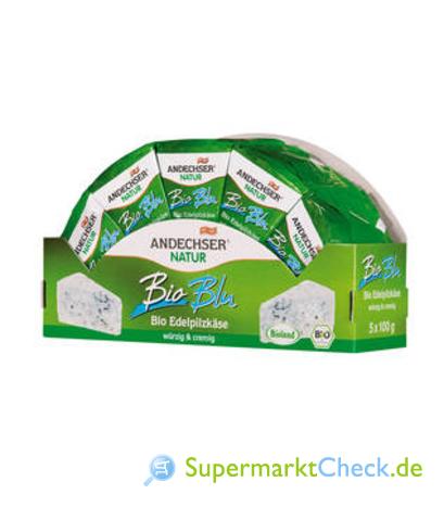 Foto von Andechser Natur Bio Blu