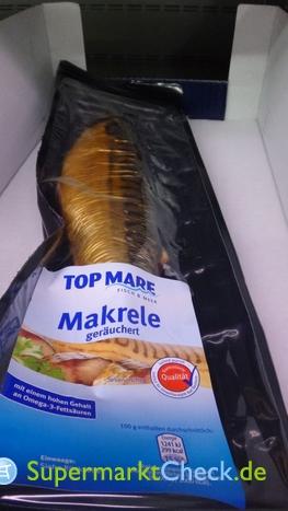 Foto von Top Mare Makrele ganz geräuchert