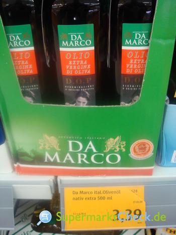 Foto von Da Marco ital. Olivenöl