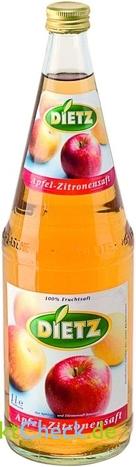 Foto von Dietz Apfel-Zitronensaft