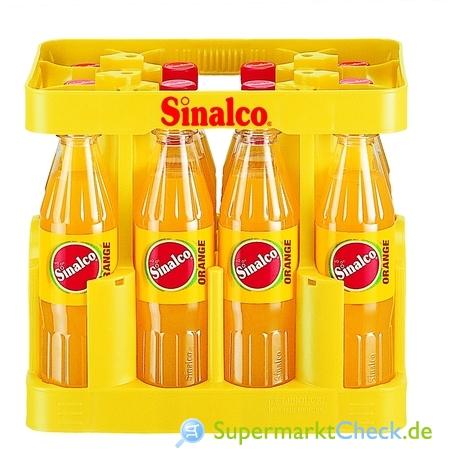 Foto von Sinalco Orange