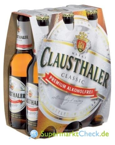 Foto von Clausthaler Classic