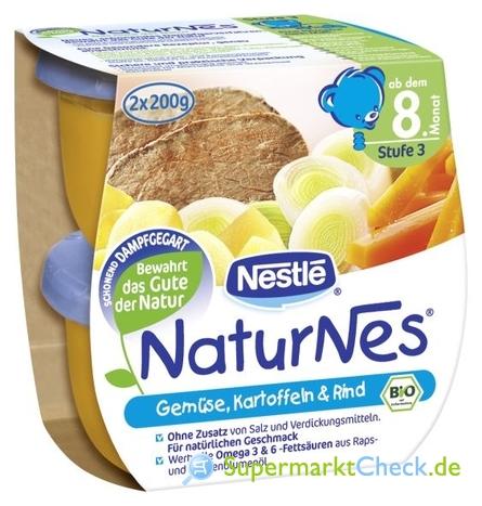 Foto von Nestle NaturNes Bio Stufe 3