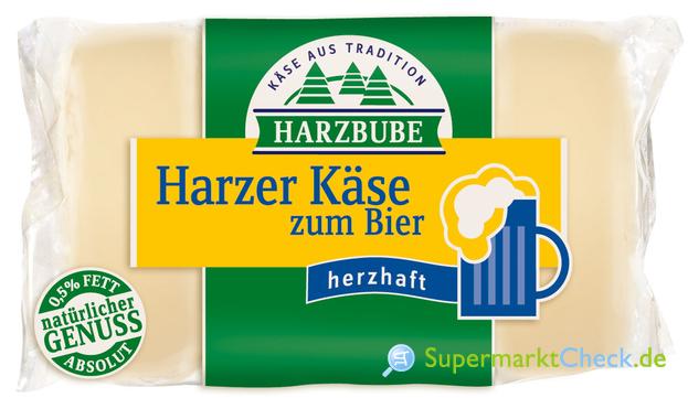 Foto von Harzbube Harzer Käse
