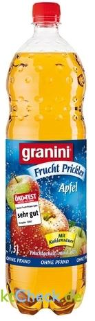 Foto von Granini Frucht Prickler Apfel