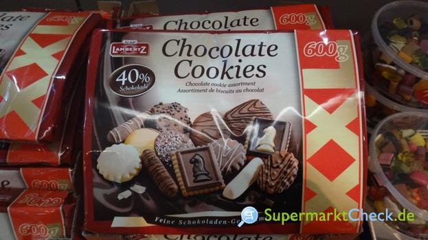 Foto von Lambertz Chocolate Cookies