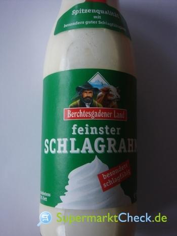 Foto von Berchtesgadener Frischer Schlagrahm