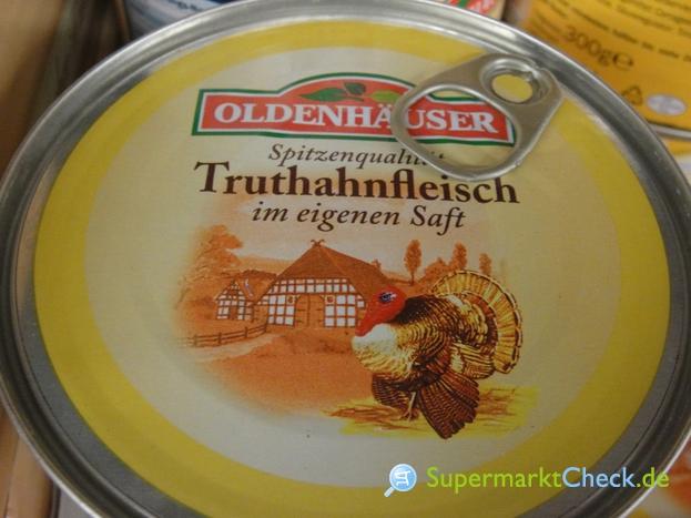 Foto von Oldenhäuser Truthahnfleisch